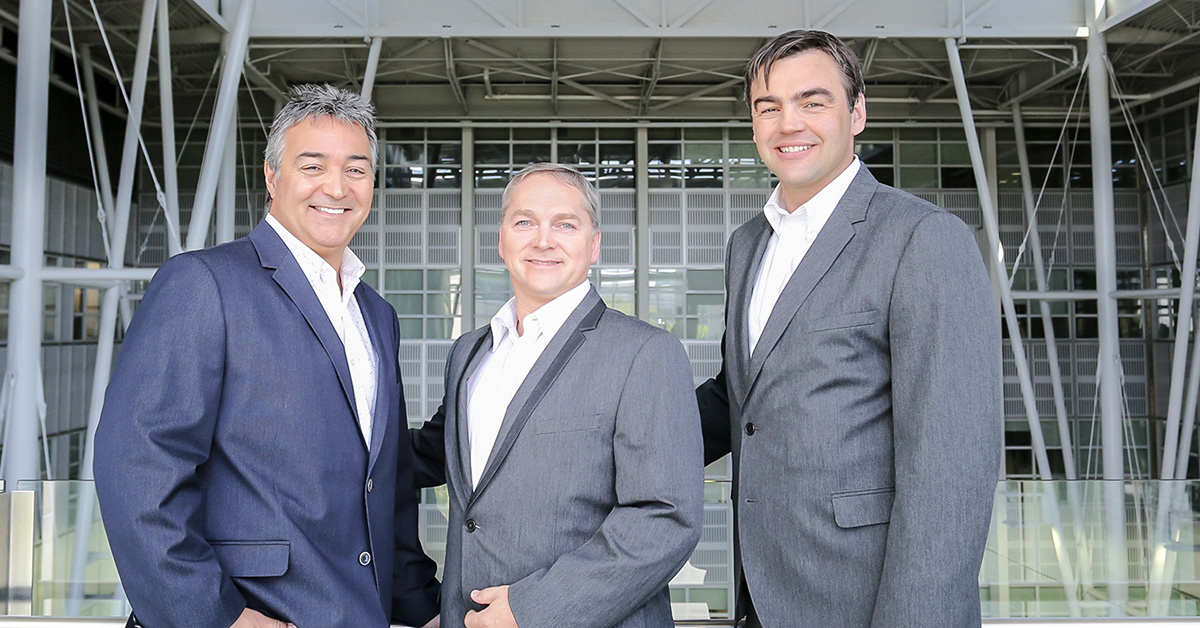Syndics autorisé en insolvabilité José Roberge Président syndic-associé, François Cauchon syndic-associé, Yves Turcotte syndic-associé