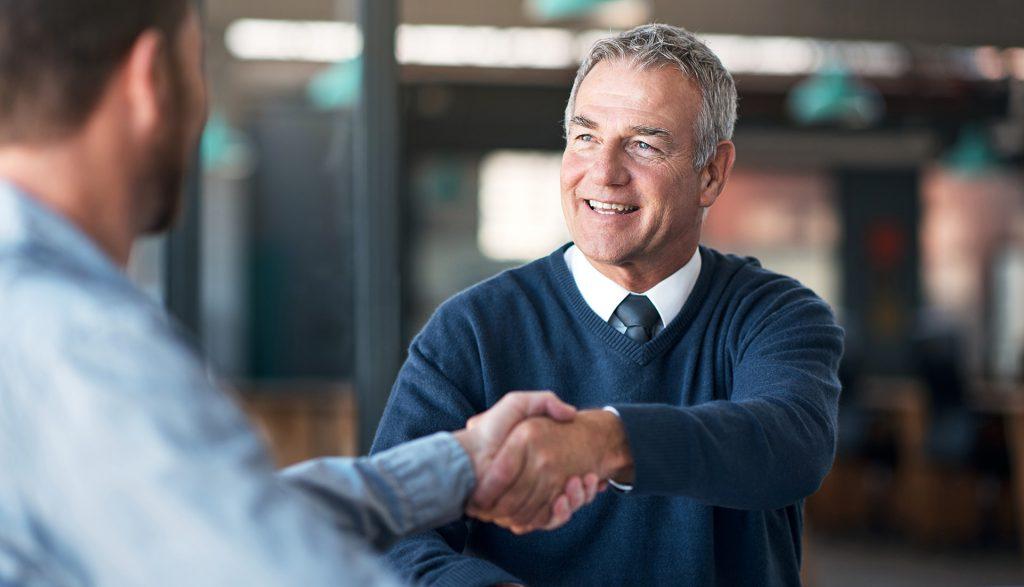 RMR syndics rencontre avec un professionnel en redressement financier